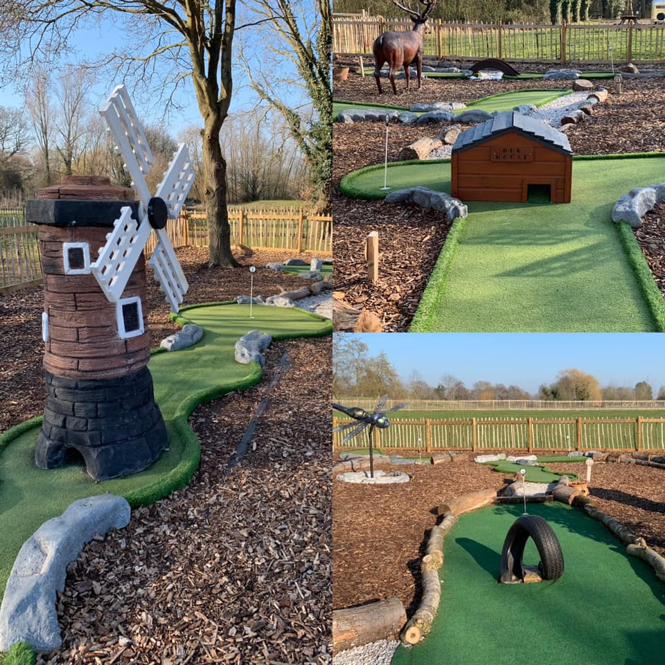 Adventure Golf Course in Wokingham and Reading